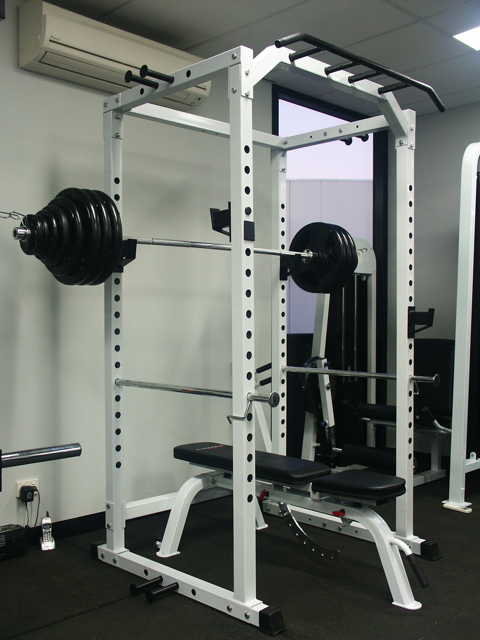 Weight Plate Front Raises Gym Equipment for Sale...