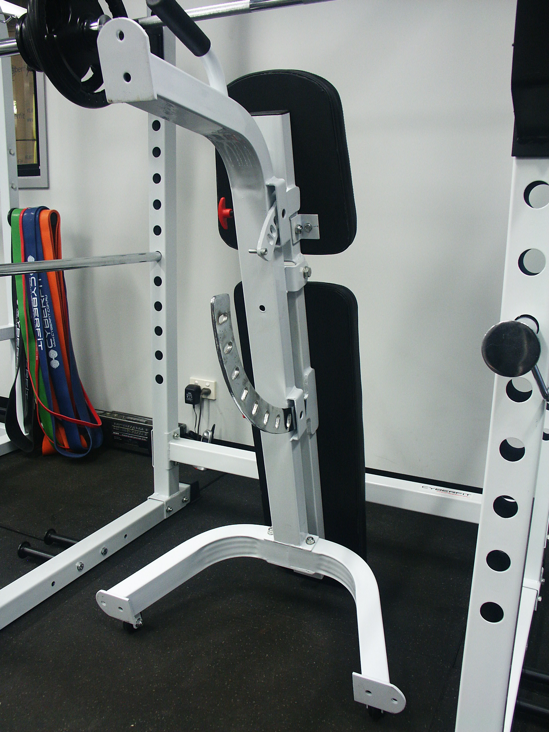 diy wooden gym things rack zuhause design what of power all is homemade a inspiration squat