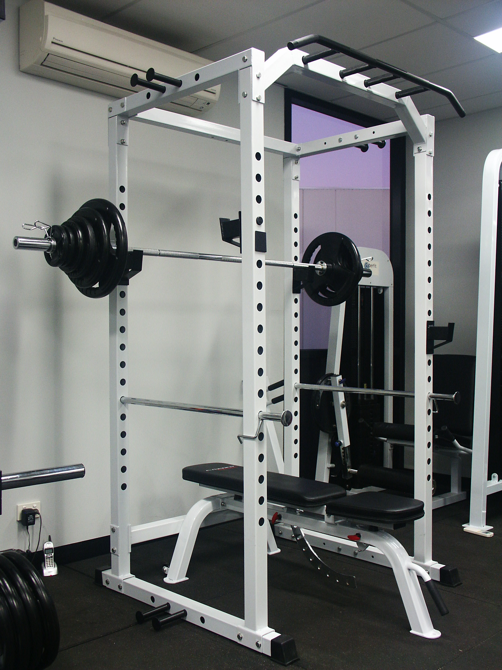 Power rack and weight set cosmecol for Inexpensive power rack